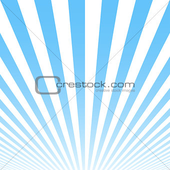 Blue striped summer background.