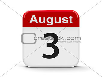 3rd August