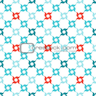 Arabesque Trellis Pattern