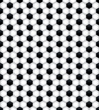Seamless Soccer Pattern Background