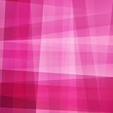 Abstract pink polygonal geometric background made of triangles.