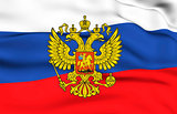 russian coat of arms. 12 june. Happy Russia day!