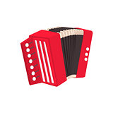 Russian Button Accordion