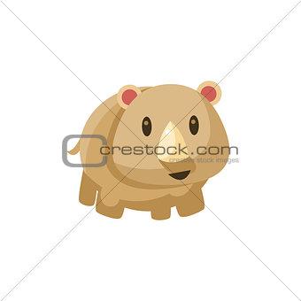 Grey Toy Tapir