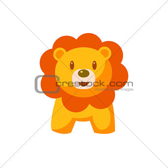 Toy African Lion