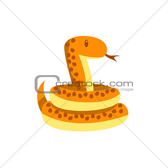 Toy Boa Snake