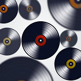 Abstract Music Vinyls