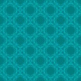 Seamless Texture on Green