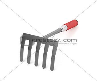 Small rake