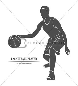 Basketball Player athlete