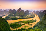 Karst Mountains of China