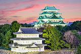 Nagoya Japan Castle