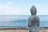 Buddha Statue Near The sea