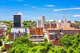 Lynchburg, Virginia Skyline