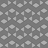 Seamless geometric zig zag pattern.
