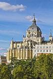 Almudena Cathedral, Madrid