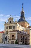 Arzobispal Castrense Church, Madrid