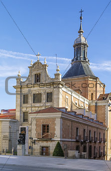Arzobispal Castrense Church, Madrid