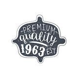 Premium Quality Clothing Vintage Emblem