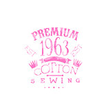 Premium Cotton Vintage Emblem