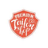Premium Tailor Shop Vintage Emblem