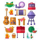 Things Needed For Barbeque Party