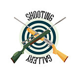 logo shooting club