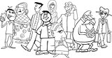 people group cartoon