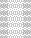 pattern with hexagons