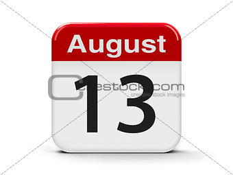 13th August