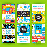 Back to School Label Greeting Set