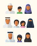 Arabic Families