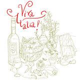 italian cuisine menu