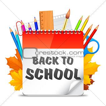 Back To School Calendar