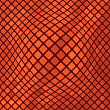 Red Square Pattern.