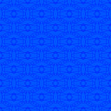 Seamless Texture on Blue. Element for Design