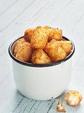 rustic golden potato tater tots