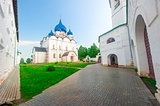 Cathedral of the Nativity of the Virgin in the Suzdal Kremlin