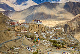 Lamayuru Monastery in Ladakh India