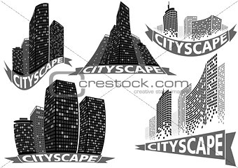 Cityscape Set