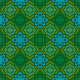 Vector abstract ethnic ornament