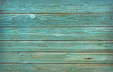 Green wooden texture as background