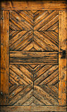 old wooder door