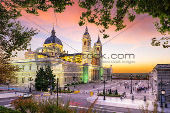 Almudena Cathedral of Madrid