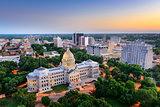 Jackson, Mississippi Skyline