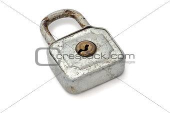 Old padlock