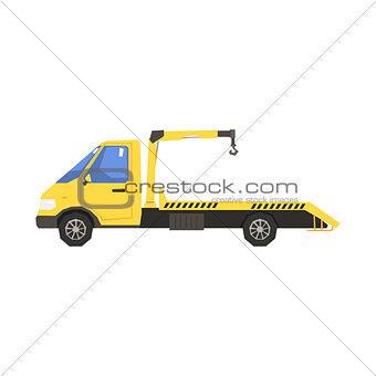 Small Evacuation Truck
