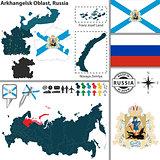 Arkhangelsk Oblast, Russia