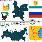 Kirov Oblast, Russia