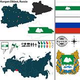Kurgan Oblast, Russia